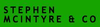 Stephen McIntyre & Co Limited logo