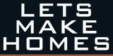 Lets Make Homes Logo