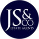 JS & Co Estate Agents Logo