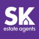 SK Estate Agents Logo