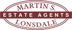 Martin Lonsdale Estate Agents logo