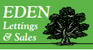 EDEN Lettings & Sales logo