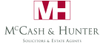 McCash & Hunter logo