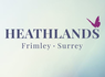 Linden Homes - Heathlands logo