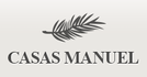 Casas Manuel Real Estate logo