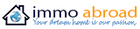 IMMO ABROAD International Real Estate logo