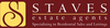 Staves Estate Agents logo
