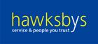 Hawksbys logo