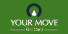 Your Move - Gill Cant logo