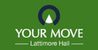 Your Move - Lattimore Hall logo