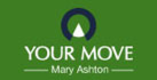 Your Move - Mary Ashton, Denton Logo