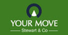 Marketed by Your Move - Stewart & Co