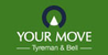 Marketed by Your Move - Tyreman & Bell