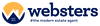 Websters Estate Agents logo