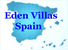 Eden Villas Spain logo