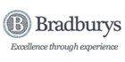 Logo of Bradburys
