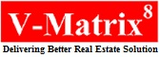 V- Matrix Logo