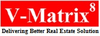 V- Matrix logo