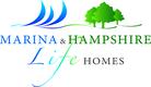 Marina & Hampshire Life Homes Logo