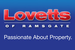 Lovetts of Ramsgate logo