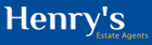 Henry?s Estate Agents logo