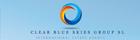 Clear Blue Skies logo