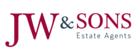 J W & SONS logo