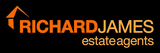 Richard James Estate Agents Logo