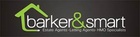 Barker and Smart Estate Agents logo