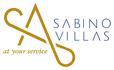 SabinoVillas logo