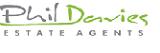 Phil Davies Estate Agents Logo