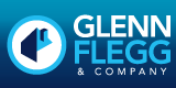 Glenn Flegg and Company Logo