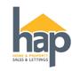 HAP Sales & Lettings Logo