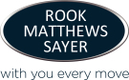 Rook Matthews Sayer - Forest Hall Logo