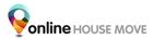Online House Move logo