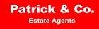 Patrick & Co. Estate Agents logo