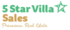 Marketed by 5 Star Villa Sales