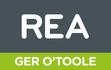 REA Ger O'Toole logo