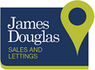 James Douglas Sales and Lettings logo