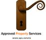 Approved Property Services LTD Logo
