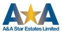 A & A Star Estates Logo