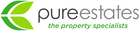 Pure Estates logo
