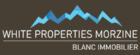 White Properties Morzine logo