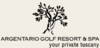 Argentario Golf Resort & Spa logo
