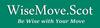 WiseMove.Scot logo