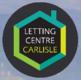 Letting Centre Carlisle Logo