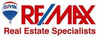 RemaxReal Estate Specialists logo