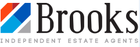 Brooks Estate Agents Logo