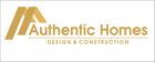 Authentic Homes logo
