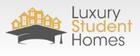 LUXURY STUDENT HOMES logo